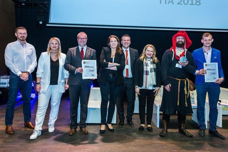 Laureaci konkursu TTA 2018