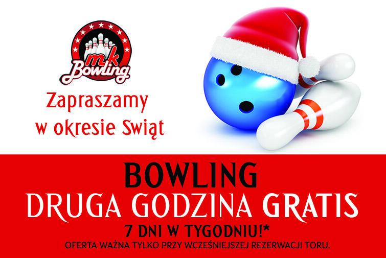 Baw się cały rok w MK Bowling