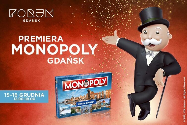 Premiera gry MONOPOLY