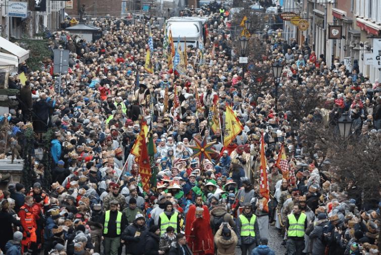 Orszak Trzech Króli na ulicach Gdańska