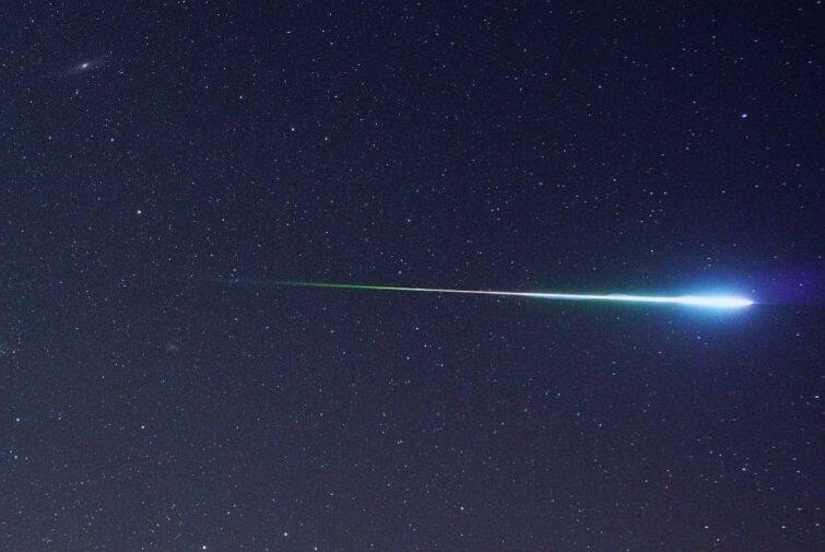 Nocne niebo nad Hevelianum