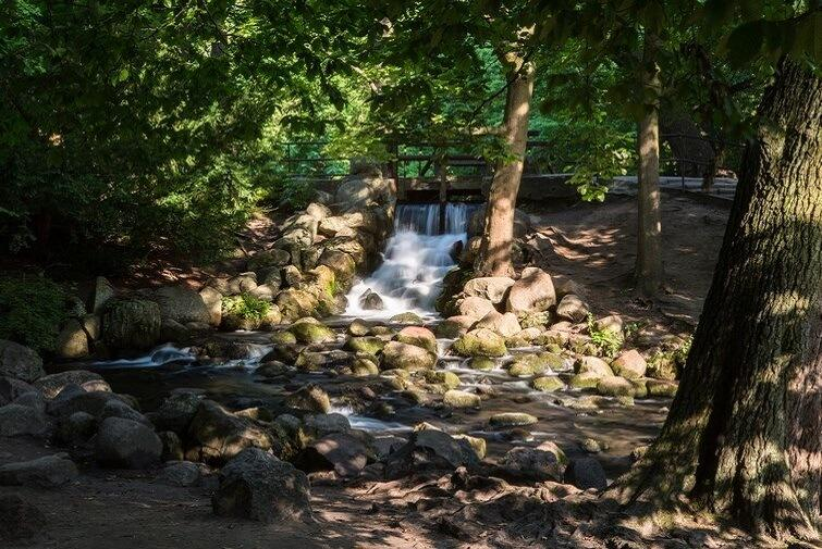 Park Oliwski Gdańsk