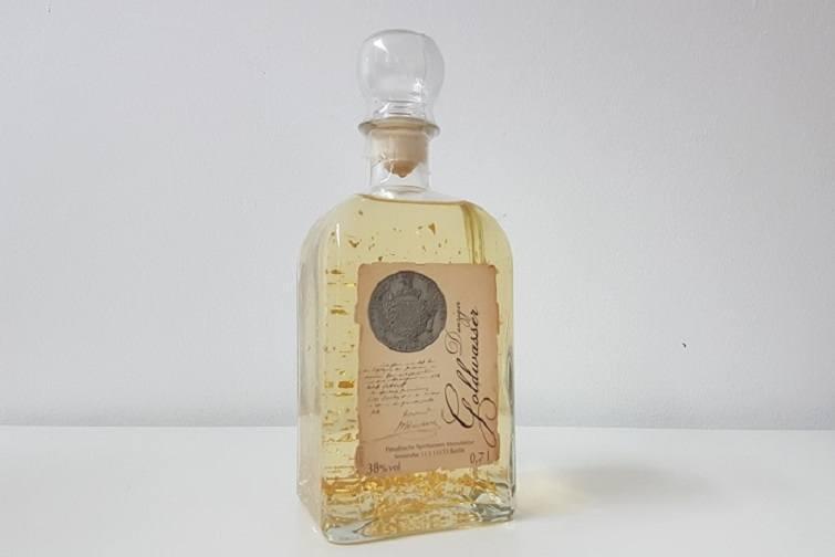 Goldwasser - klasyczny, gdański likier