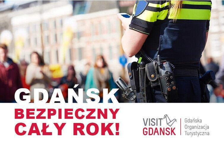 Gdańsk bezpieczny cały rok!