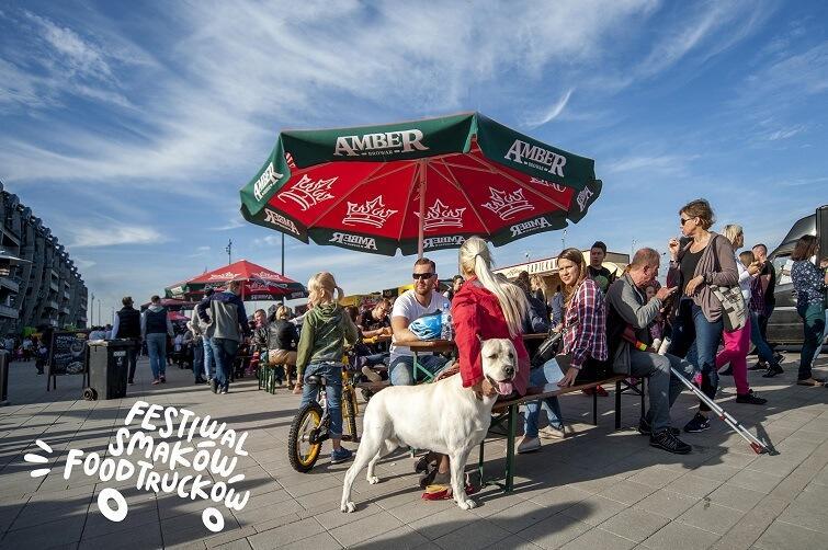 Festiwal smaku food tracków Gdańsk 2019