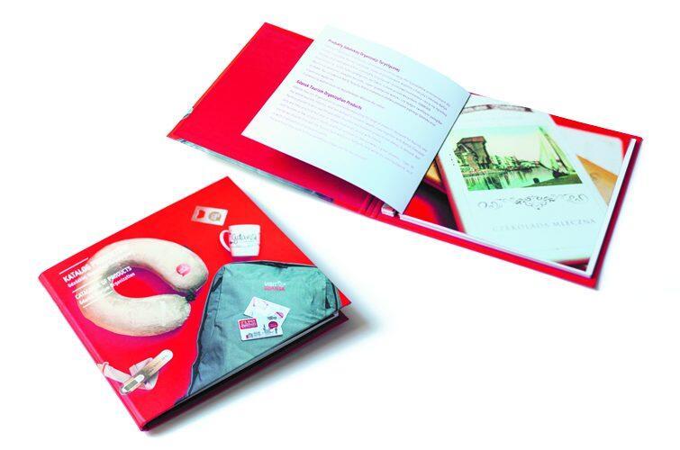 Katalog produktów Gdańskiej Organizacji Turystycznej