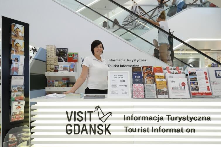 Informacja Turystyczna Galeria Madison