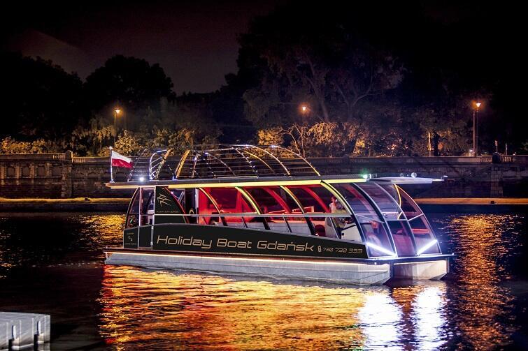 Holiday Boat Gdańsk