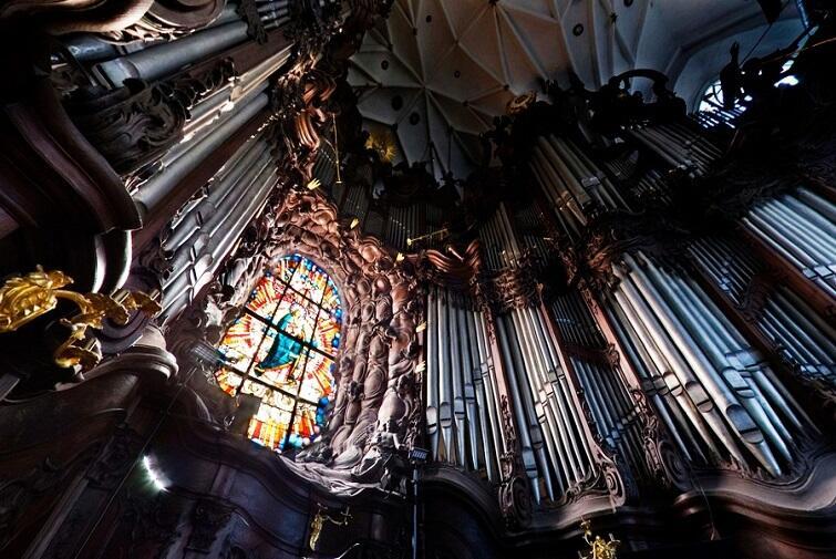 63. Międzynarodowy Festiwal Muzyki Organowej w Oliwie