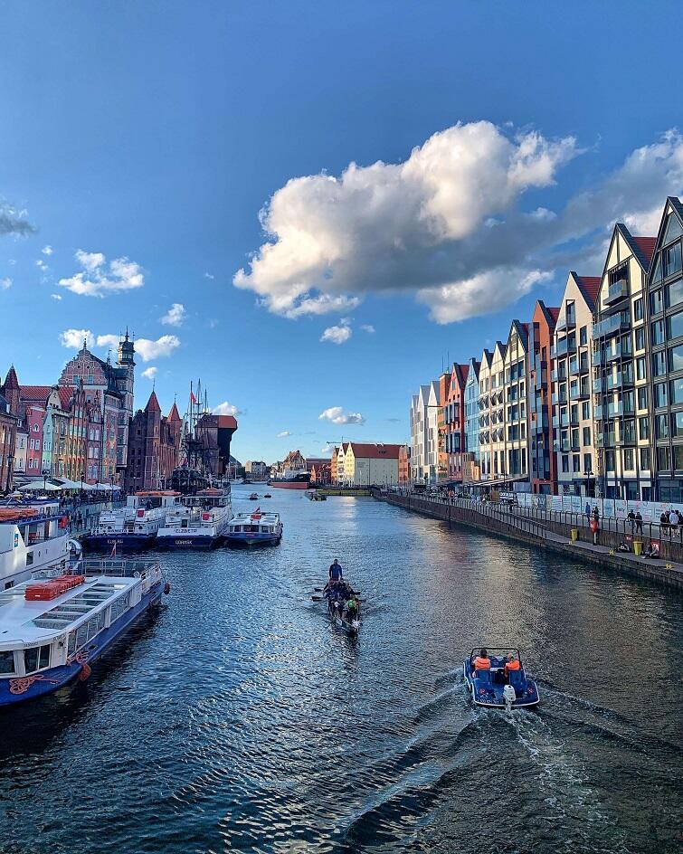 rejs po zatoce gdanskiej