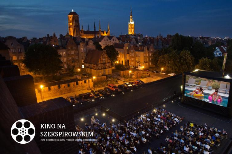 Kino na dachu Teatru Szekspirowskiego