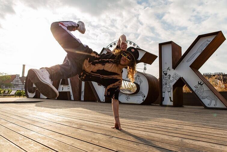 Gdańsk w centrum breakingowego świata