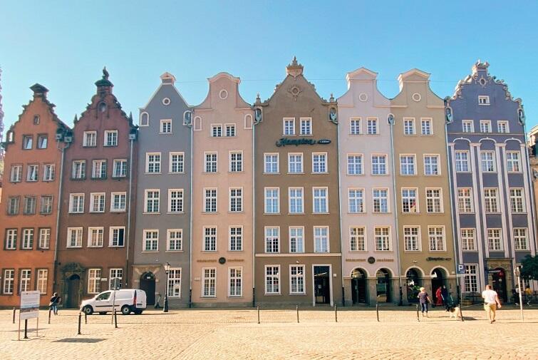 Wojażer w Gdańsku