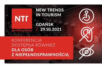 Konferencja New Trends in Tourism dostępna dla każdego