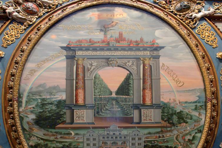 Аллегория торговли Гданьска