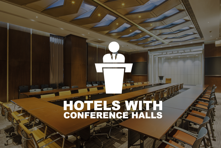 Hotel with conference facilities