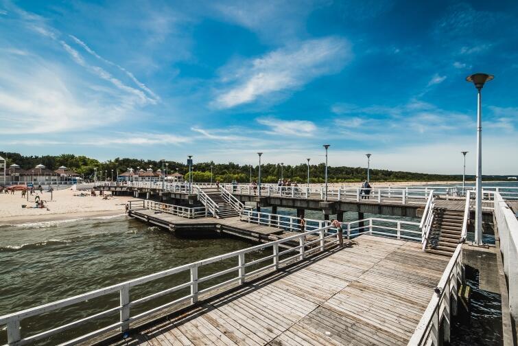 Brzeźno Pier