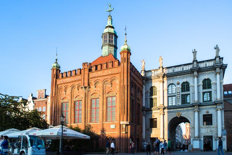 Гданьский готический маршрут