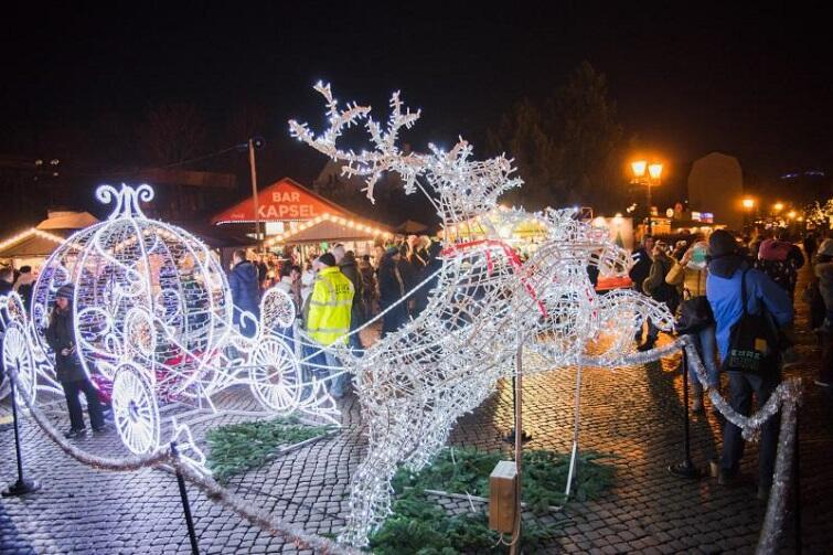 Волшебный декабрь в Гданьске