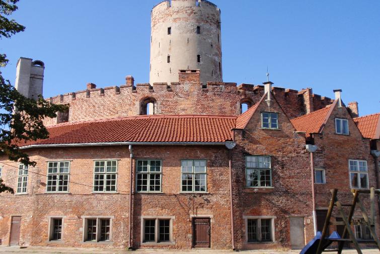 Wisloujscie-Fästningen