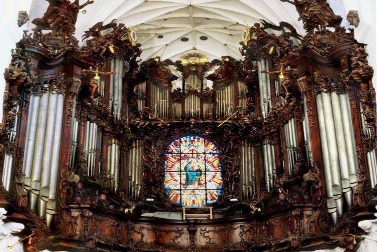 Oliwa-orgeln