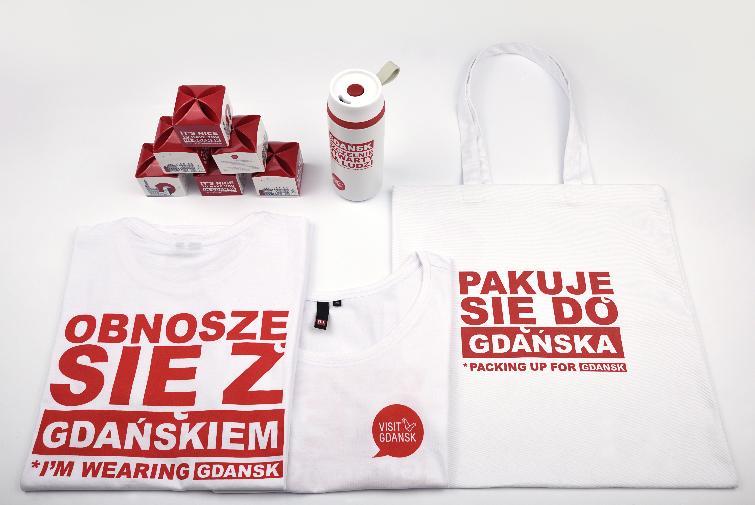 Ny linje av prylar från Gdansk