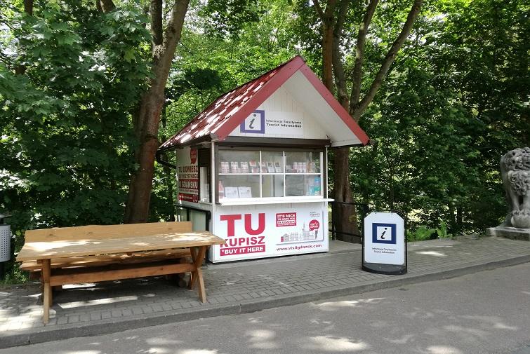 Information finns till hands – nya turistinformationsställen