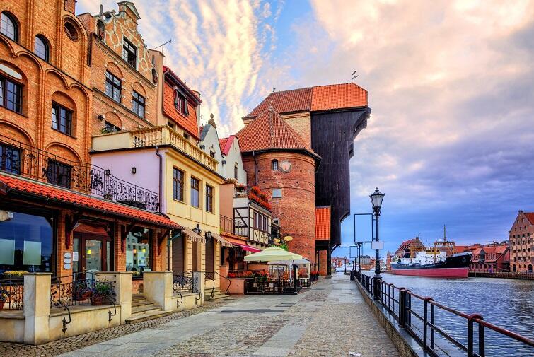 Gdansk – nummer 1 på Tripadvisors rankinglista!