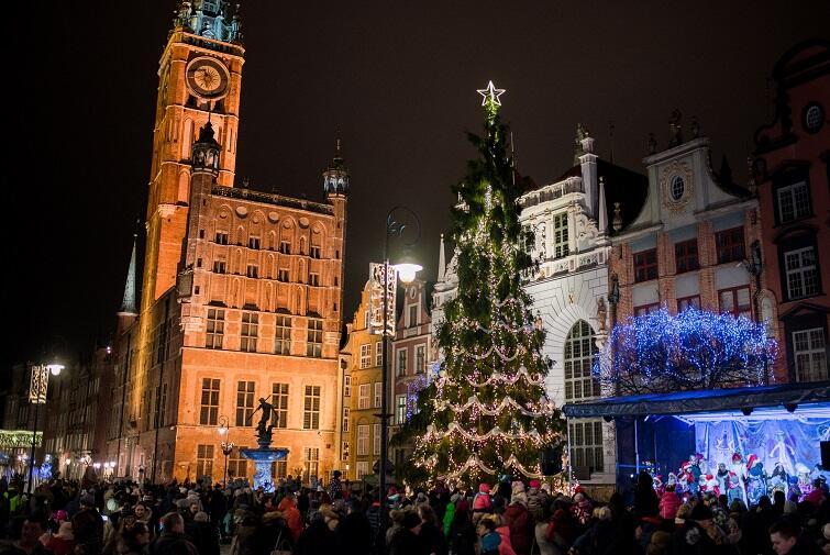 Magisk december i Gdansk