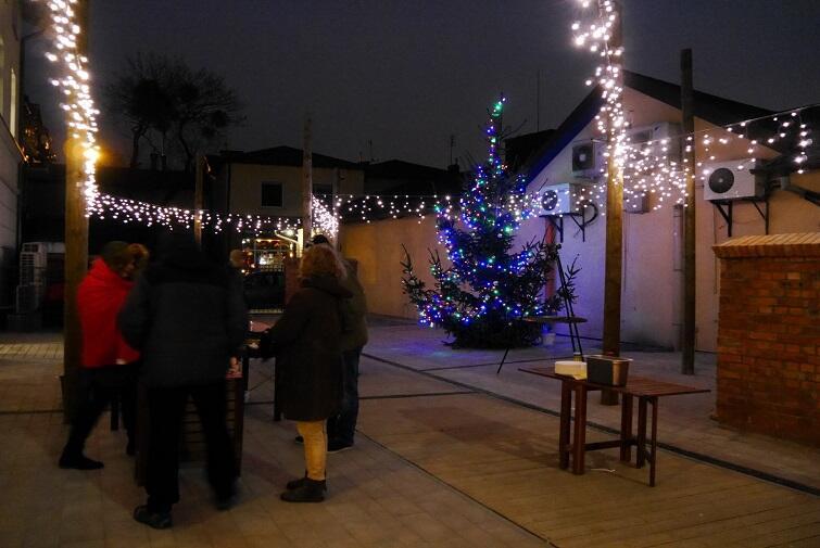 Julaftonsfest i Oliwa för sjätte gången