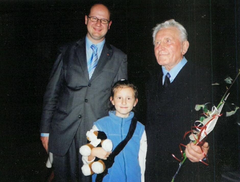 Piotr Walecki Paweł Adamowicz