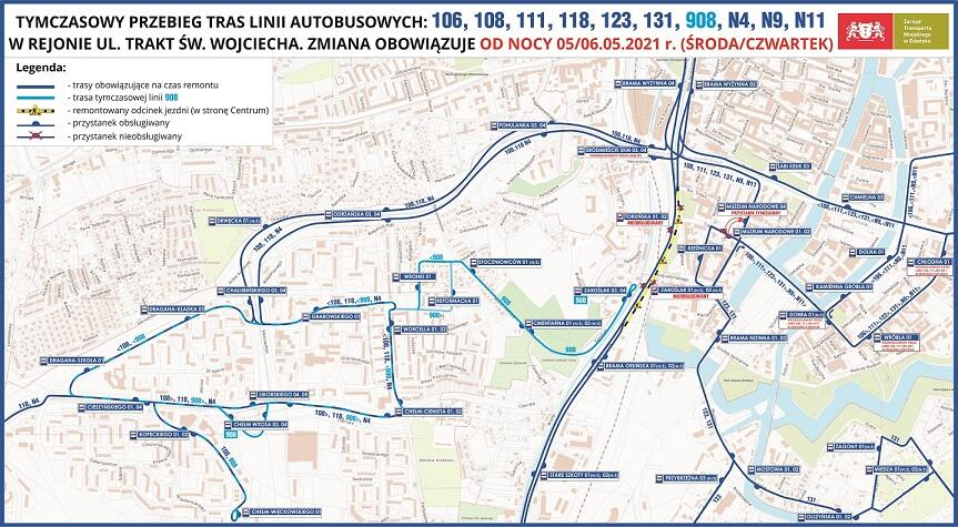 20201.04.30 - Trakt Św. Wojciecha-S