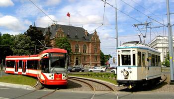 Stary Bergmann nie do pobicia! Konkurs na najciekawsze zdjęcie komunikacji miejskiej w Gdańsku rozstrzygnięty
