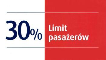 Apel do Premiera w sprawie złagodzenia limitu liczby pasażerów